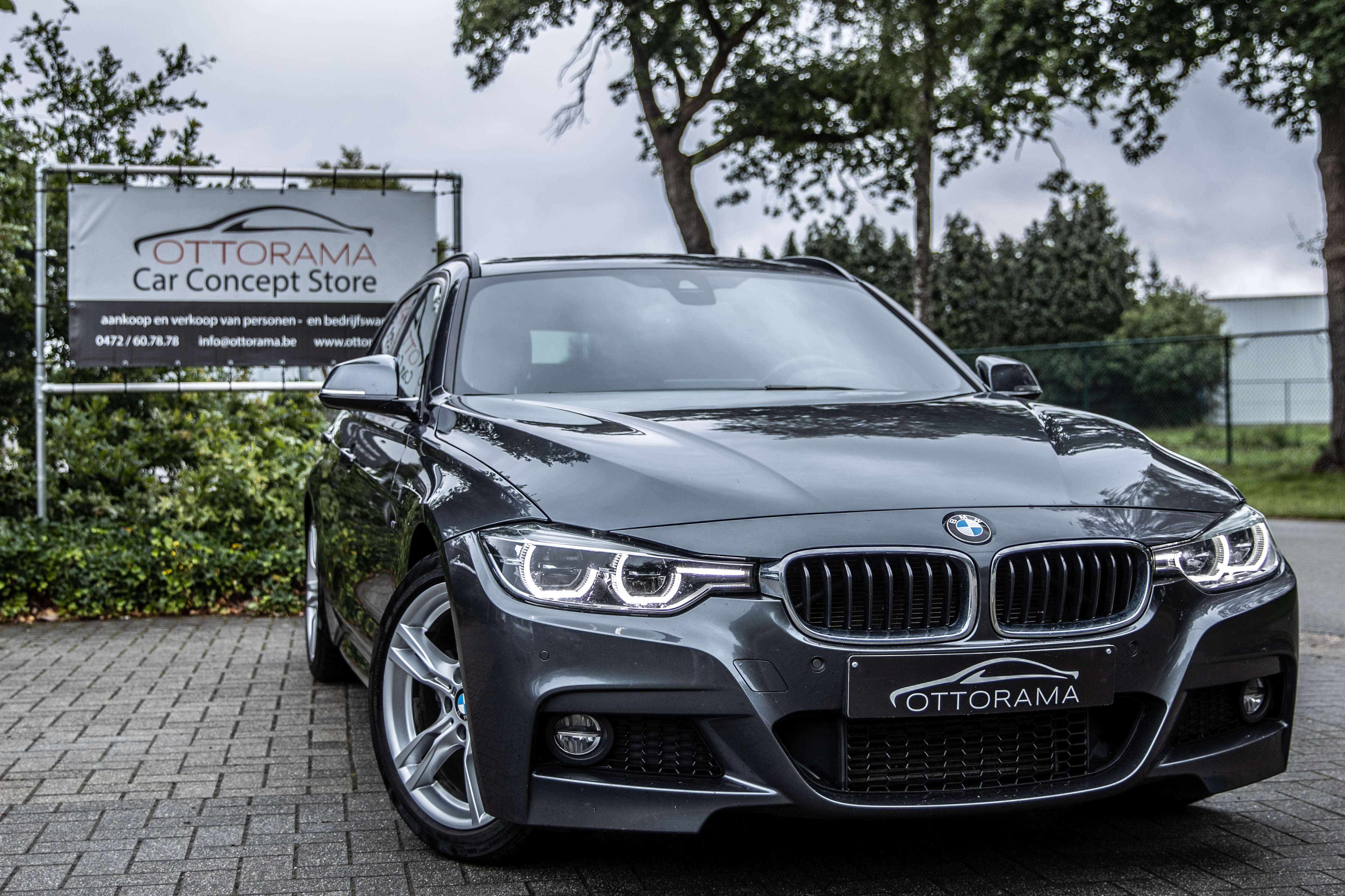 BMW 325D Touring Full M-Pack
