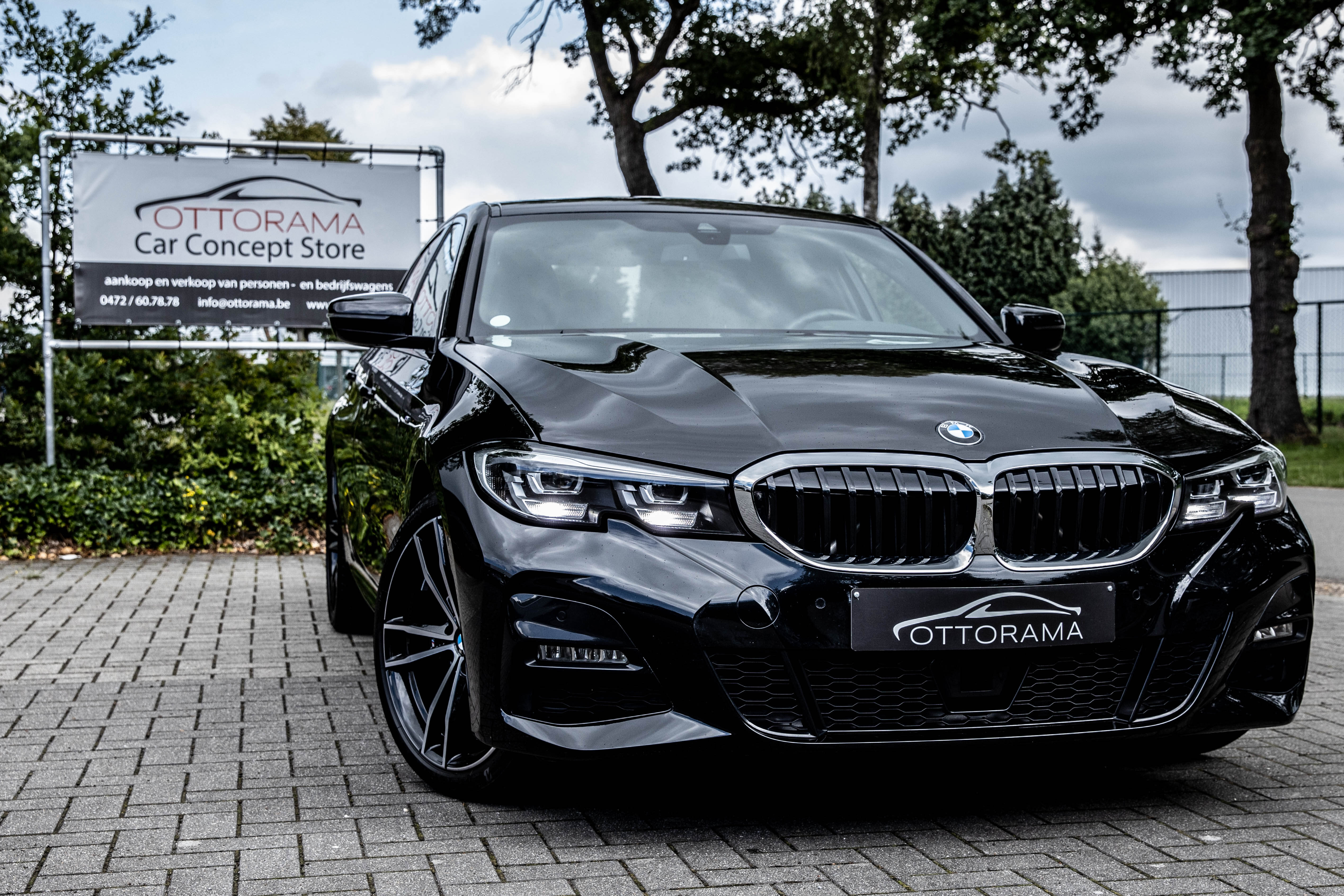 BMW 320D X-Drive Full M-Pack